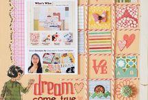 Scrap (páginas) / páginas lindas / by Luciana Oliveira