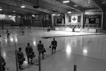 hockey aesthetic