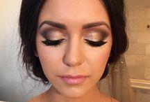 Gala make-up