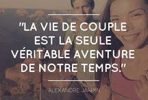 Couples / Citations et images pour couples heureux