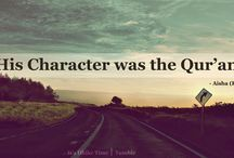 Prophet Muhammad (S.A.W.) / http://www.dawntravels.com/umrah.htm