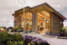 Pre-fab & Tiny Homes / by Kristin Bennett
