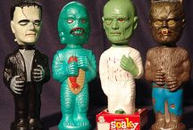 Famous old monsters