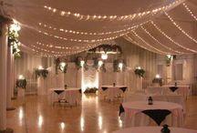 wedding decoration hall