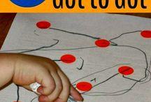 Toddler activities / by Erin Argall
