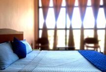 Coorg Madikeri Town Center- Property / One of the best Budget hotels in Coorg Vedanta Wake up! With 14 double rooms and 22 dorm beds is one of the highest recommended Coorg hotels. The 24-hour reception probably has the friendliest faces you could find for miles.