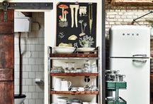 Deco cuisine étagère