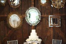 Barn Wedding - Glam / Art Deco