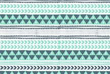 pattern etnic