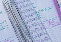 Lettering, Planners & Bullet Journals