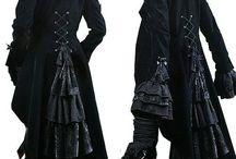 Vêtement gothique