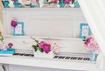 Melody of... by Atmosfera Decor / Wedding decoration, Moscow. http://www.atmosferadecor.com/