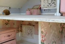 Dolls Houses - old and nrw