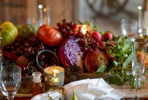 Thanksgiving / Thanksgiving table ideas / by Abbey Nova