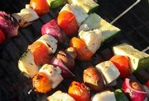 Food : Vegetarian BBQ