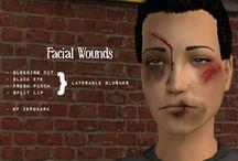 Sims 2 - Makeup