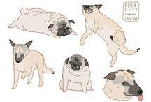 Dog Art of Savoz