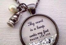 Jewelry / I wear my faith.