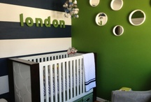 Nursery / by Kristin Lopez