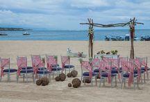 Nilamani Weddings / Nilamani presents wedding venues and packages in The Sakala Resort, The Tanjung Benoa Beach Resort, and The Camakila.