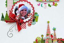 Christmas scrap