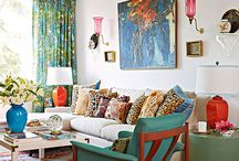 In the House ~ Decorating Tips / Decorating tips & tricks / by {Living Outside the Stacks}