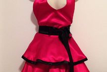 Luxe n Lovely Hostess Aprons / by Trisha Trixie Designs