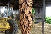 Tree Carving Ideas
