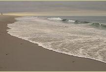 Beach meets Sea