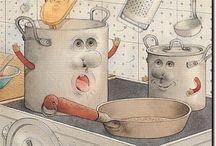 пригоревшая посуда