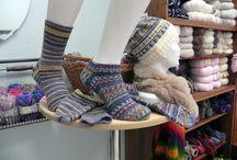 Škola pletení - Knitting school Ka