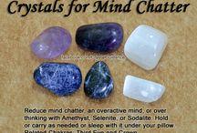 crystals for heath / by BRitty xx!