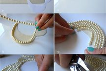 PeterPan Collars DIY & scarves & ties / Love these and Ties and Scarves :) / by Stacey Neal Cox