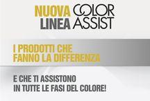 Color Assist / La linea Colorazione FARMACA INTERNATIONAL si arricchisce dei nuovi prodotti complementari, dei quali non potrai più fare a meno, per rendere il colore sempre più bello! / by Farmaca International