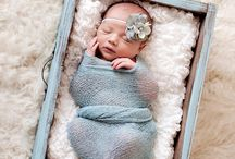 Newborns and babies photo ideas