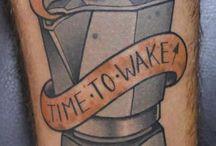 ☕  Kávé ihlette tetoválások  ☕