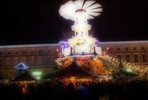 Mercado de Natal / Pins com dicas, curiosidades e viagem de Mercados de Natal na Alemanha e no mundo.