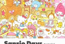 Sanrio / by Cineaste