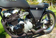 Honda CB750 idéer / Inspiration
