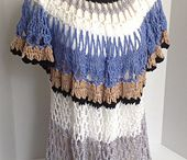 Crochet tops / by Lee Anne Bourque