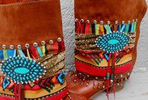 accesorios botines y botas