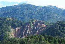 恵那山(中央アルプス)登山 / 恵那山の絶景ポイント 中央アルプス登山ルートガイド。Japan Alps mountain climbing route guide
