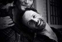 Daryl Dixon and Rick Grimes