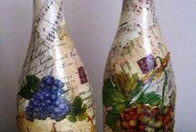 Botellas y frascos