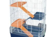 Small Pet Cages / Chinchilla, Ferret, Gerbil, Guinea Pig, Hamster, Mouse, Rabbit, and Rat Cages in all shapes, sizes, and styles. Heated cage pads for luxurious comfortability.  / by RadioFence.com