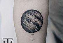 tattoo de jupiter