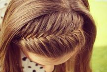 children's hairstyle!