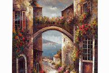 Tuscan Decor