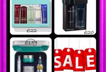 Salon treatments & products / Treatments & products