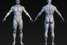 3D 캐릭터